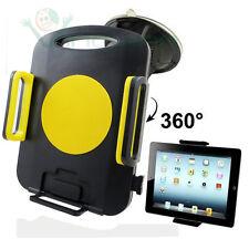 Supporto auto regolabile ventosa per Samsung Galaxy TAB 2 7'' P3100 giallo US6