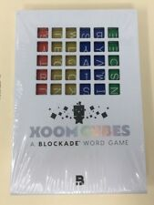 Xoom Cubes - A Blockade Dice Word Family Game