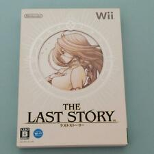 used The Last Story Nintendo Wii Action role-playing game Game software