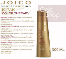 JOICO K-PAK SHAMPOO COLOUR THERAPY X COLOURED HAIR WEAK AND DAMAGED 300 ML