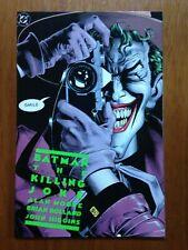 Batman The Killing Joke 1st printing 1988 Alan Moore