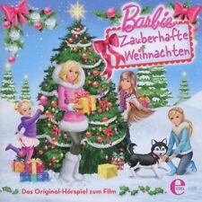 CD * BARBIE - ZAUBERHAFTE WEIHNACHTEN - HSP zum Film # NEU OVP &