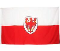 Fahne Südtirol Querformat 90 x 150 cm südtiroler Hiss Flagge Provinz Italien