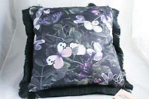 Agent Provocateur ~ LAURELIE ~ cushion  BNWT butterfly floral print green