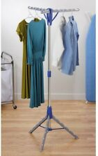 Laundry Drying Rack Hanger Clothes Organizer Folds Flat Storage Dorm Small Space