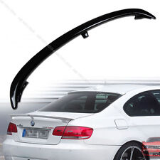 E92 3-Series BMW Coupe 07 11 Trunk Spoiler Rear Wing Painted 475
