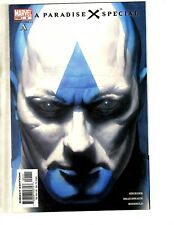 10 Paradise X Marvel Comics # A 0 1 5 6 8 10 11 12 X Avengers Hulk Thor CR33