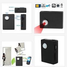 Mini sans fil GSM GPS Sécurité PIR alarme SMS MMS Moniteur Caméra Vidéo High-Q