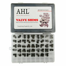 208Pcs Valve Shim Kit 9.48mm 1.2~4.0mm for Suzuki DR-Z400 E/S/SM Honda TRX450R