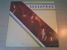 EX !! Sassafras/Wheelin' N Dealin'/1975 Chrysalis LP