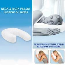 Neck Back Sleep Support Pillows Neck Spine Protection Hold Cushion Health Care