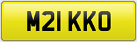 MIKK O MICK MIKE MICHAEL NUMBER PLATE M21 KKO MIKO CAR REG FEES PAID MIKES MIKEY