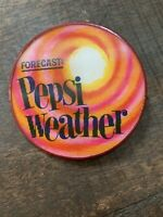PEPSI COLA 1960'S VARI-VUE MOTION LENTICULAR PIN BUTTON