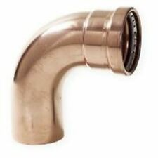 "VIEGA PROPRESS FITTINGS - 20648 XL COPPER ELBOW 90° 4"" FTGxP"