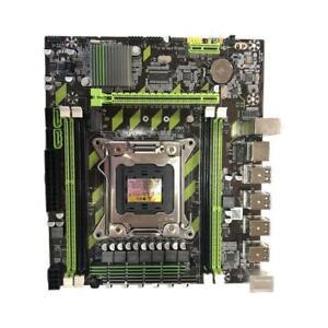 X79G M.2 Motherboard CPU LGA 2011 DDR3 Mainboard for In-tel Xeon E5 Core I7