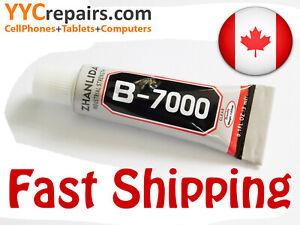 B-7000 Glue 3ml Multi Purpose Adhesive for Phone Repair Jewelry Epoxy Resin