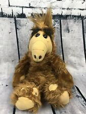 VINTAGE ALF PLUSH TALKING 1986 ALIEN PRODUCTIONS TESTED AND WORKS (K6)