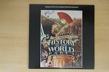 "Mel Brooks Autogramm signed LP-Cover Soundtrack ""History Of The World 1"" Vinyl"