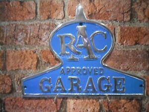 Aluminium RAC plaque