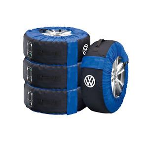Volkswagen Original Reifentaschen-Set, 18 Zoll, 4-teilig