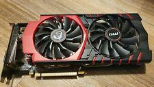 MSI NVIDIA GeForce GTX 970 GAMING 4G 4096MB Grafikkarte