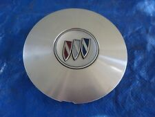 97 - 00 Buick Regal CENTURY WHEEL  Rim Brushed Finish Center Cap  09596098 4030