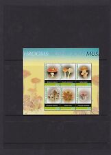 PNG12) PNG 2005 Mushrooms minisheet SG MS 1090 mint unhinged