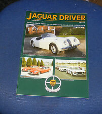 JAGUAR  DRIVER ISSUE 463 FEBRUARY 1999 - IAN DIXON-POTTER'S XK 120