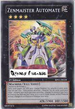 Yu-Gi-Oh ! Carte Zenmaister Automate BP01-FR028 (par 3 !!) - RARE