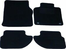 PORSCHE 944  (with air conditioning)  Black Tufted Car Mats + rings