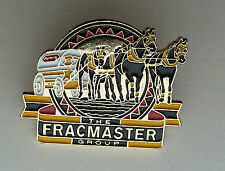 Fracmaster Group Chuckwagon Lapel Souvenir PIN
