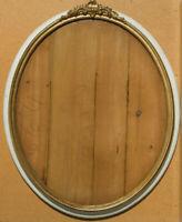 Oval Gilt Frame - Mid 20th Century Oval Gilt Picture Frame