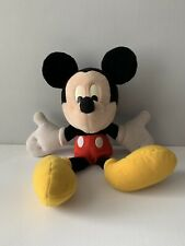 Micky Mouse Plush Disney Applause Oversize Hands And Feet
