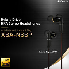 SONY XBA-N3BP Earphone Included  4.4mm Balanced-connection headphone cable
