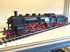 KM1 BR 18.4 Escala 1 locomotora de Vapor 111843 FS Digital emb.orig para Märklin
