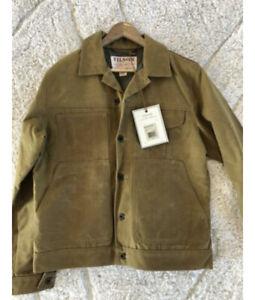 Filson Tin Cloth Short Lined Jacket