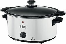 Russell Hobbs Your Creations 3.5L White Slow Cooker 23150