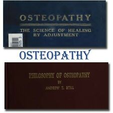 100 Rare Osteopathy Books on DVD - Osteopath Natural Holistic Healing Massage P4