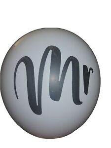 """Mr/  Mrs /Just Married latex Balloons. 11"""" Wedding Decorations family functions"""