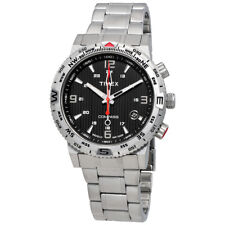 Timex Intelligent Black Dial Mens Watch T2P289DH