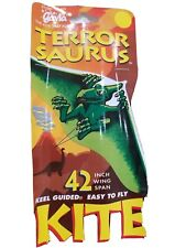 Gayla 42 Inch Terror Saurus Kite with 200 ft Of Gayla Super String
