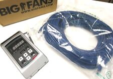 NIB.. Big Ass Fans PFX 2.0 Wall Control Assembly PN: 002562-238 .. UR-40