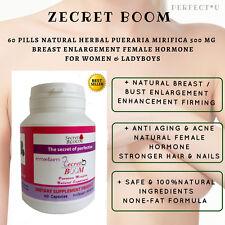 Natural Female Hormones Estrogen Enhance Breast Enlargement Transgender 60 Pills