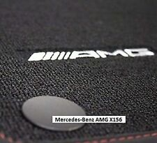 Genuine Mercedes-Benz W176 A-Class AMG Black Floor Carpet Mats