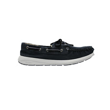 SPERRY Top-Sider Sojourn Canvas Navy Men's Boat Shoe - Size 9 - NEW