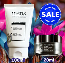 MATIS Caviar Cream 100ml + Matis The Eyes Precious Caviar Black Gel 20ml SET