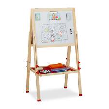 schoolbord kinderen - krijtbord & whiteboard - tekenbord - magneetbord - op ezel