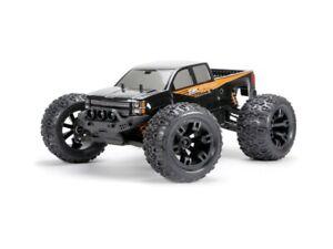 Team Magic E5 1/10 Monster Truck - 4WD - RTR - Brushless - WP - TM510001