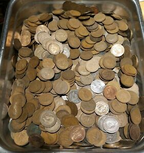 Lot of 100+ ✪ BRITISH half penny ✪ 1860-1967 ✪ mixed dates grades ✪ as they come