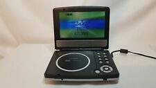 Portable DVD Player w/Remote, Car Charger, Power Supply,Battery. Citizen C07PDV1